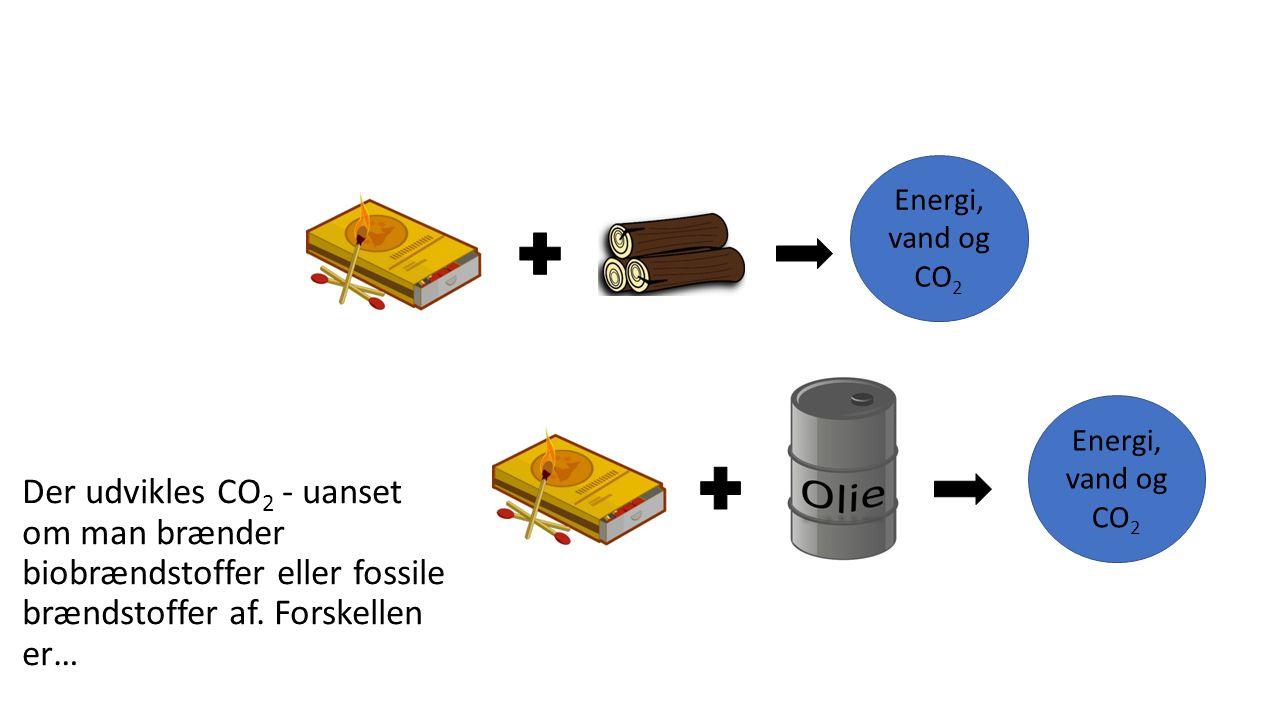 Energi, vand og CO2