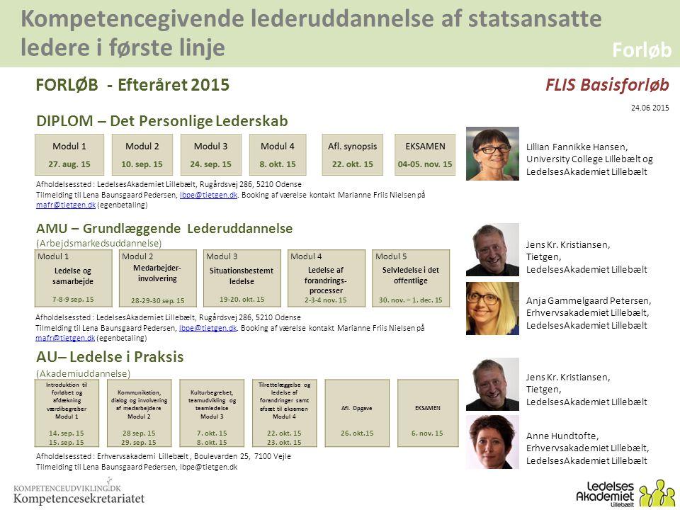 Forløb Forløb FORLØB - Efteråret FLIS Basisforløb - ppt download