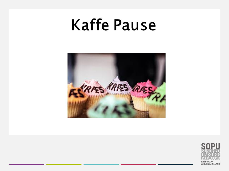 Kaffe Pause