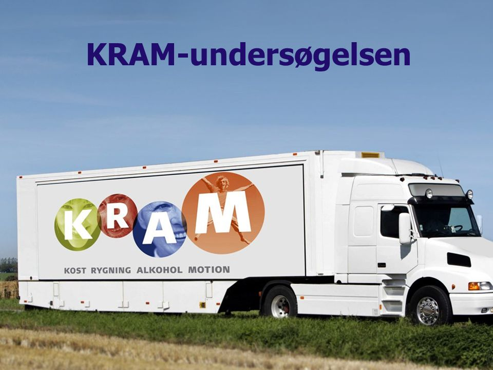 KRAM-undersøgelsen