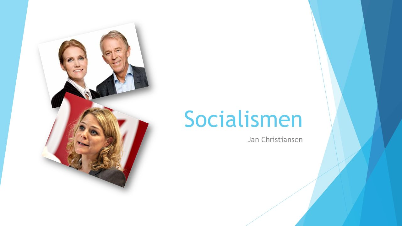 Socialismen Jan Christiansen