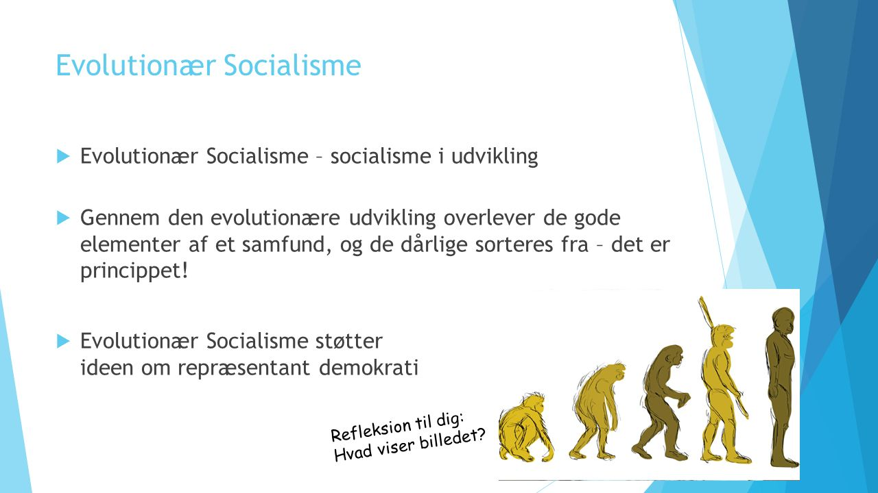 Evolutionær Socialisme