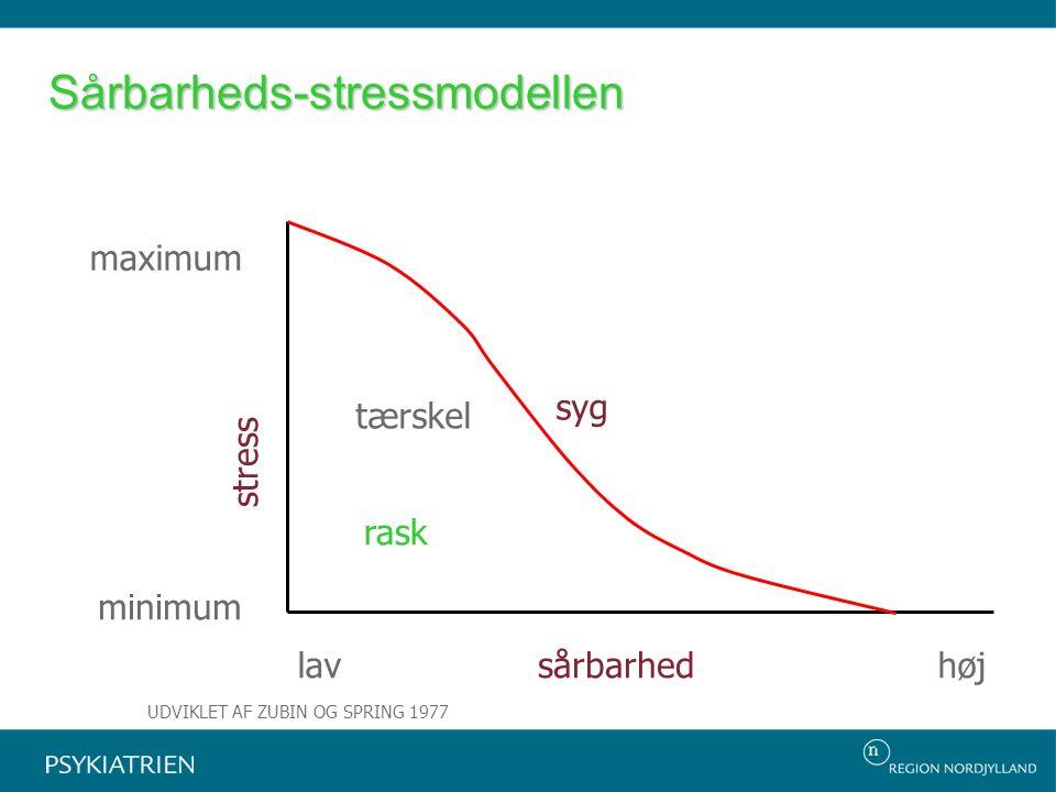 Sårbarheds-stressmodellen