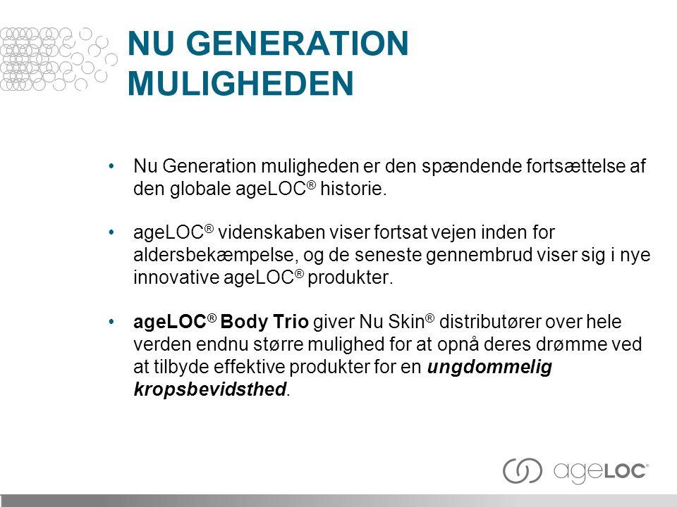 NU GENERATION MULIGHEDEN