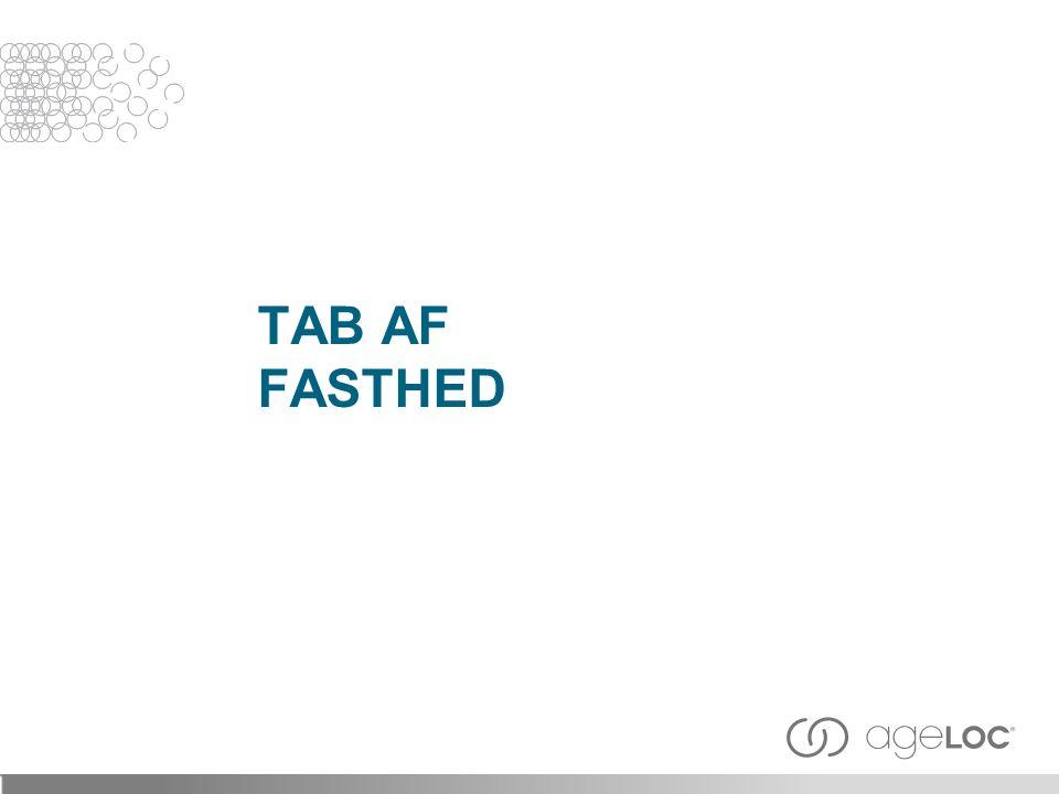 TAB AF FASTHED 28