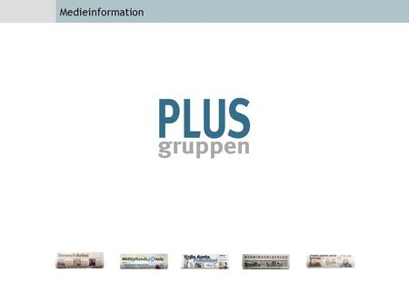 Medieinformation.