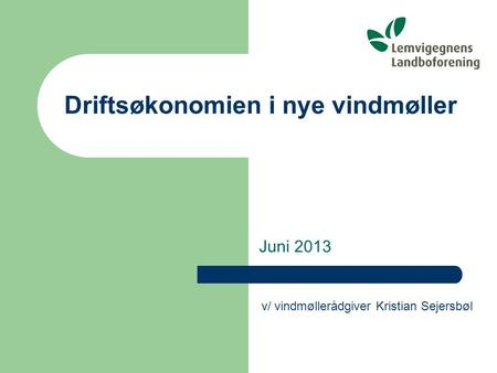 33. Investering Investering Investeringskalkule. - ppt download