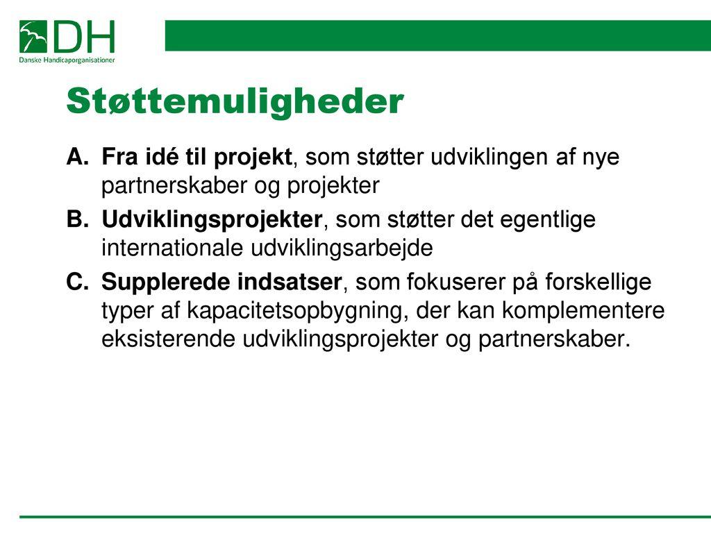 137c8385e Danske Handicaporganisationer - ppt download