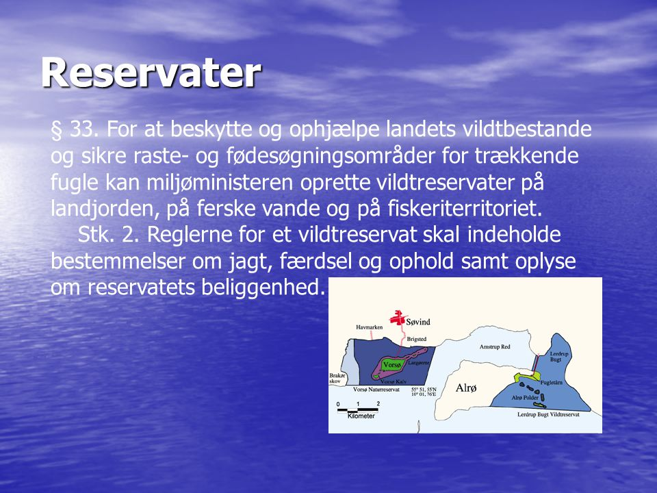 Reservater