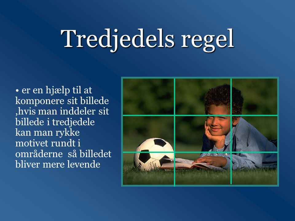 Tredjedels regel