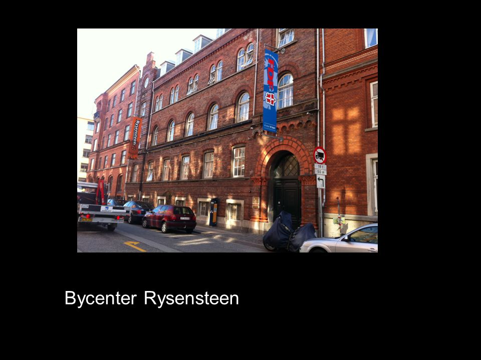 Bycenter Rysensteen