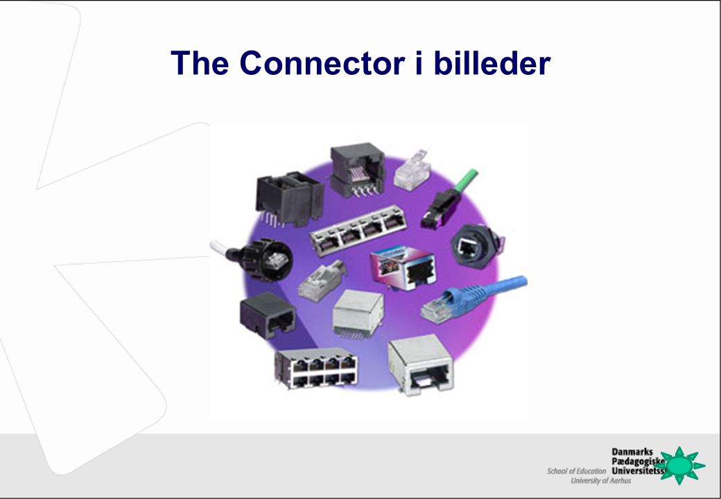 The Connector i billeder