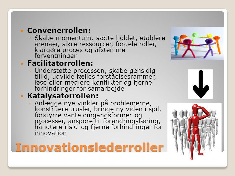 Innovationslederroller