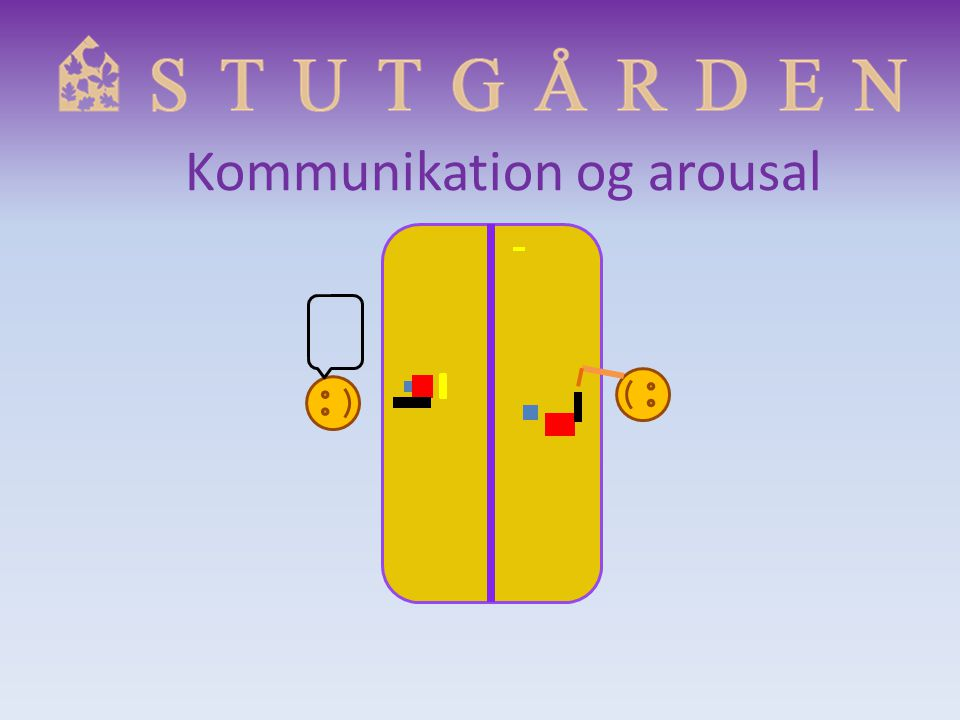 Kommunikation og arousal