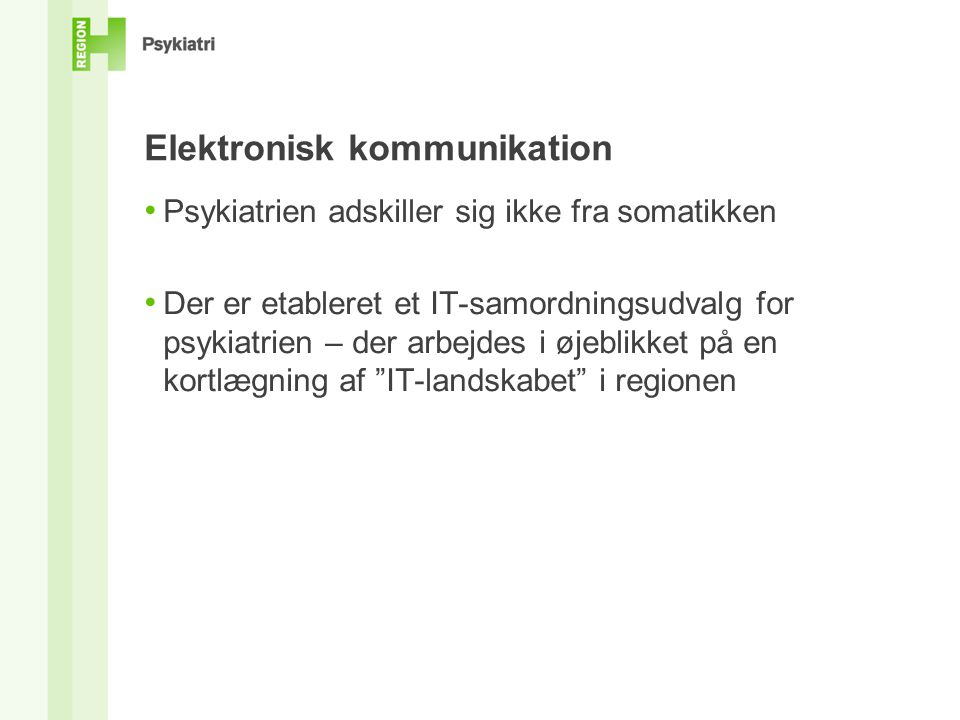 Elektronisk kommunikation
