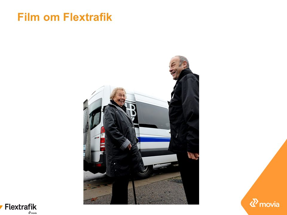 Film om Flextrafik