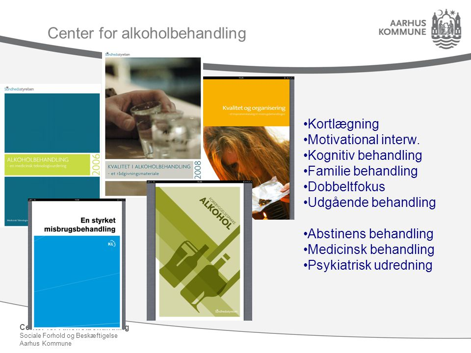 Center for alkoholbehandling