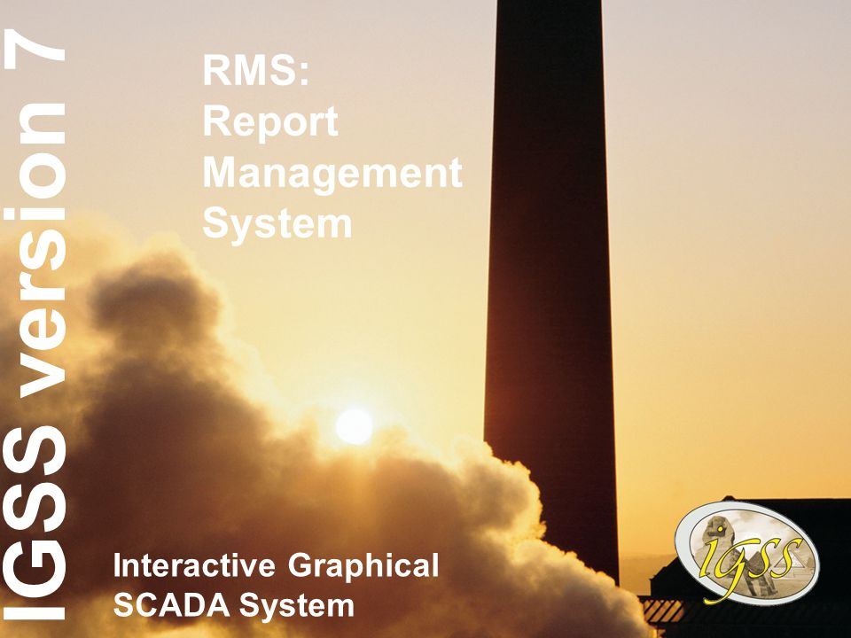 RMS: Report Management System