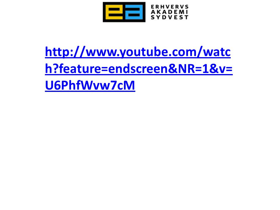 http://www.youtube.com/watch feature=endscreen&NR=1&v=U6PhfWvw7cM