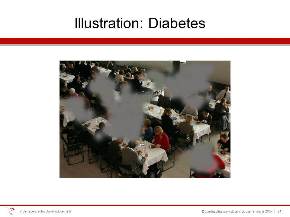Illustration: Diabetes