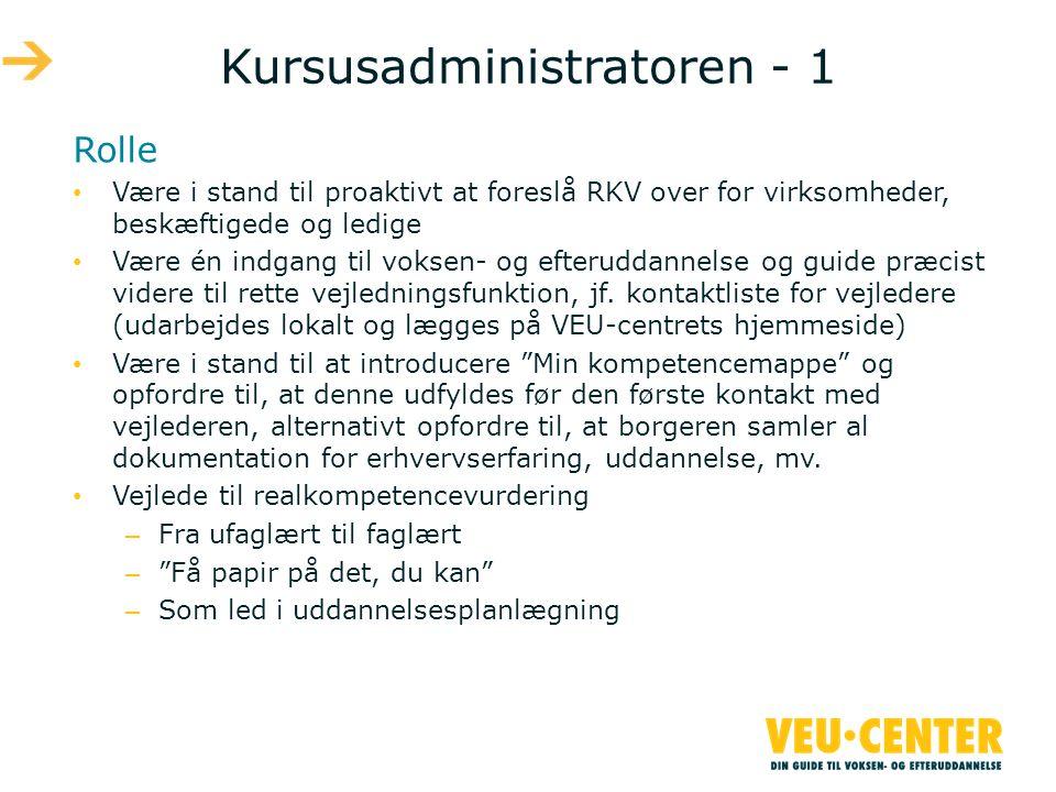 TUP12 VEU- Center FYN VEU- Center Trekantområdet VEU- Center Vest - ppt video online download
