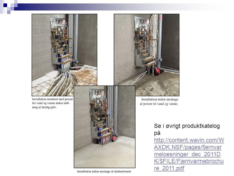 Avanceret Tekniske installationer Vand og varme - ppt video online download BK71