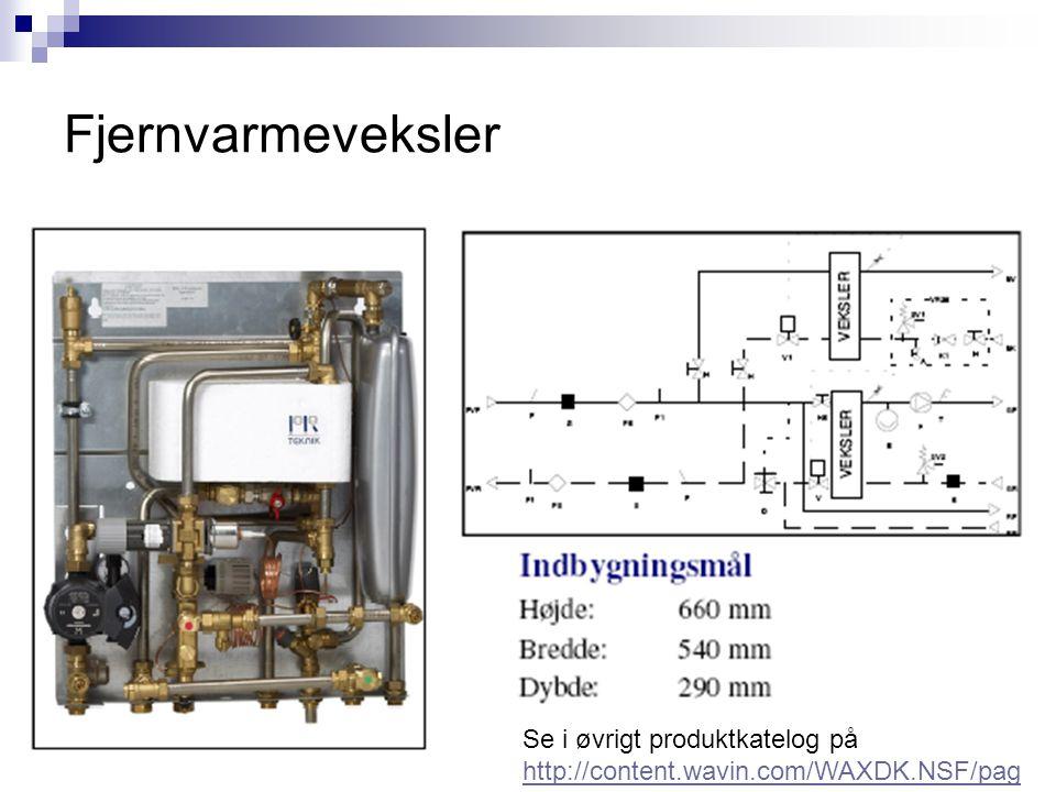 Enormt Tekniske installationer Vand og varme - ppt video online download MB74
