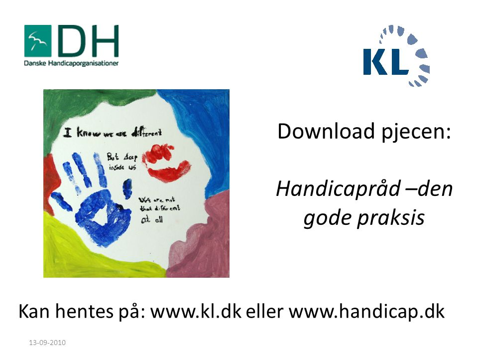 Download pjecen: Handicapråd –den gode praksis
