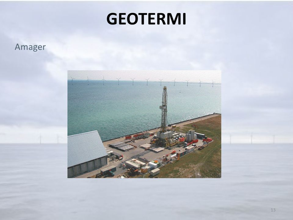 GEOTERMI Amager