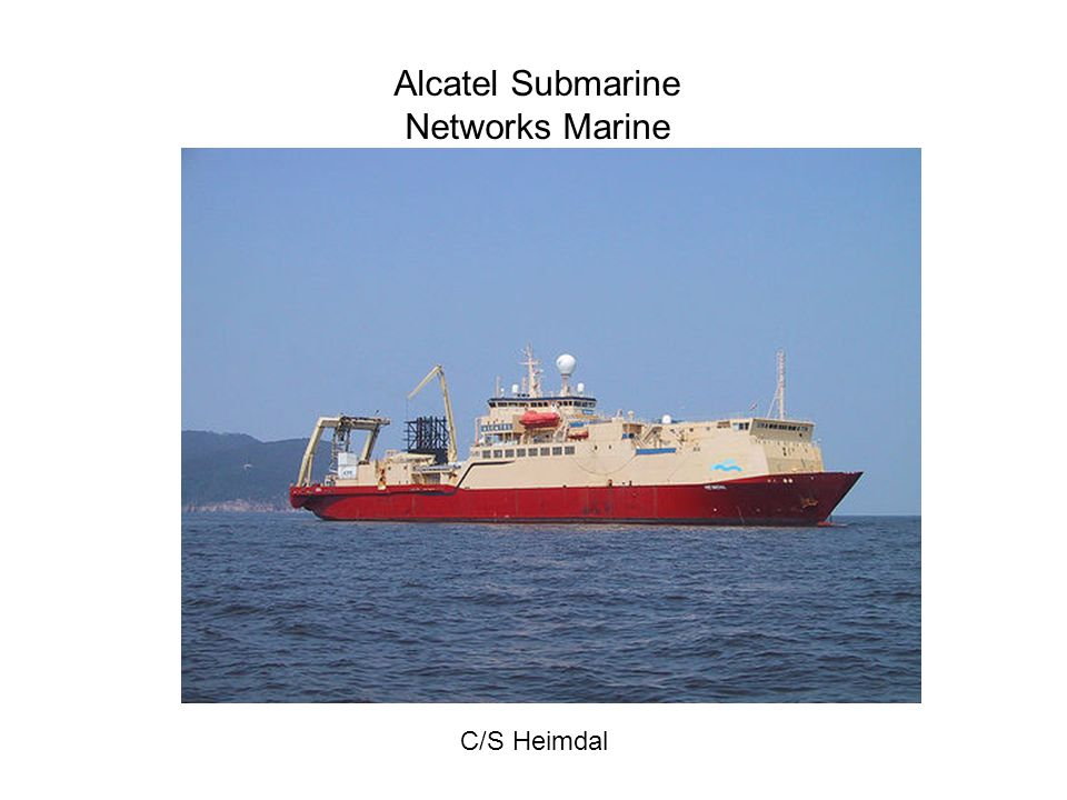 Alcatel Submarine Networks Marine