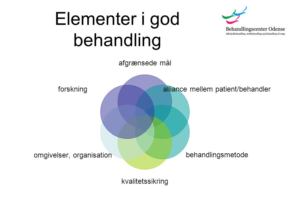 Elementer i god behandling