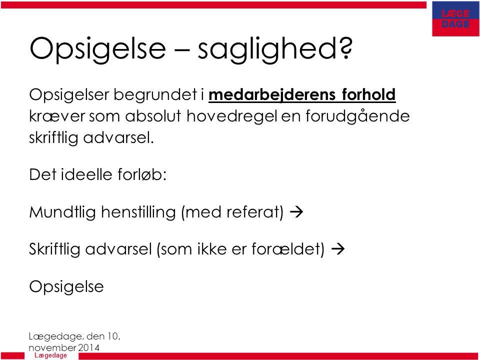 Velkommen til Lægedage - ppt video online download