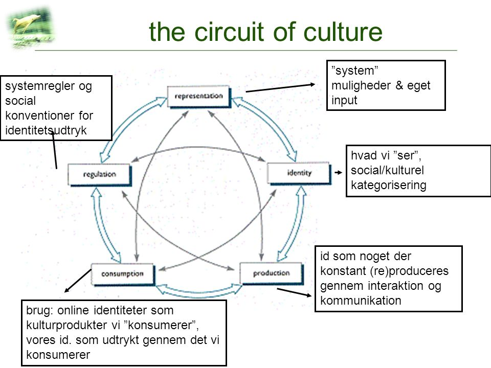 the circuit of culture system muligheder & eget input