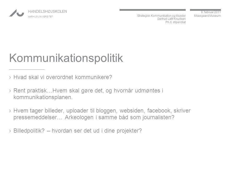 strategisk kommunikation definition