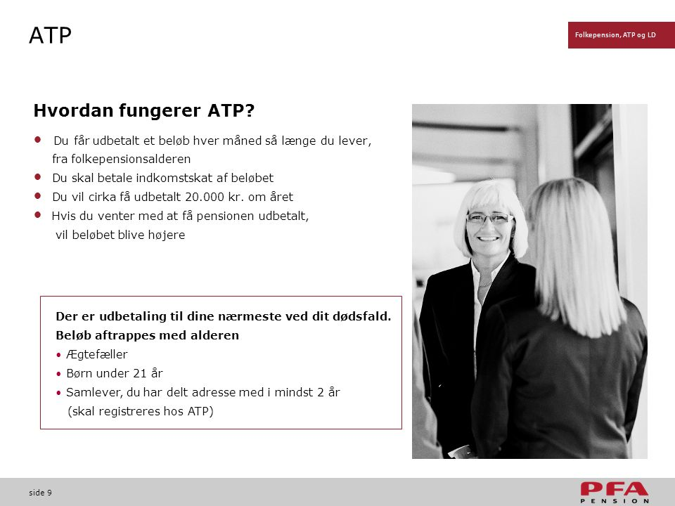 Temadag for kommende pensionister - Et kig mod den 3. alder - ppt video online download