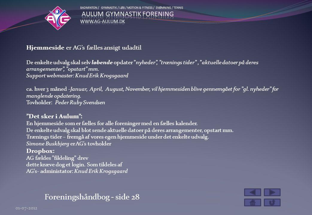 9c41d498e0ca Aulum Gymnastik forening - ppt download