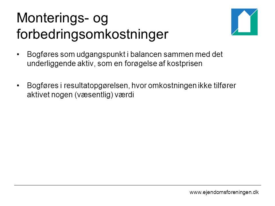 Ejendomsregnskab Camilla Wermelin Ruben Kirkegaard ved og - ppt download
